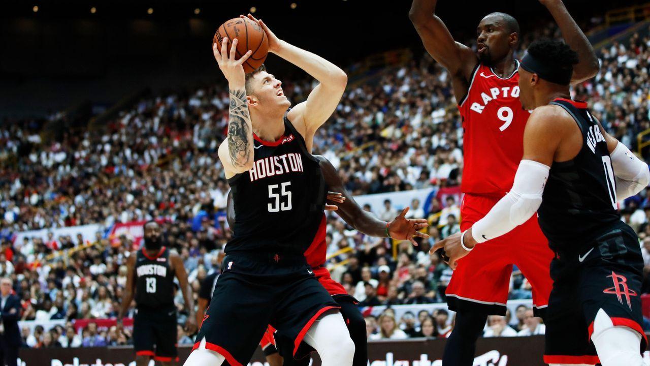 Isaiah Hartenstein (Houston Rockets) - Bildquelle: imago images/AFLOSPORT