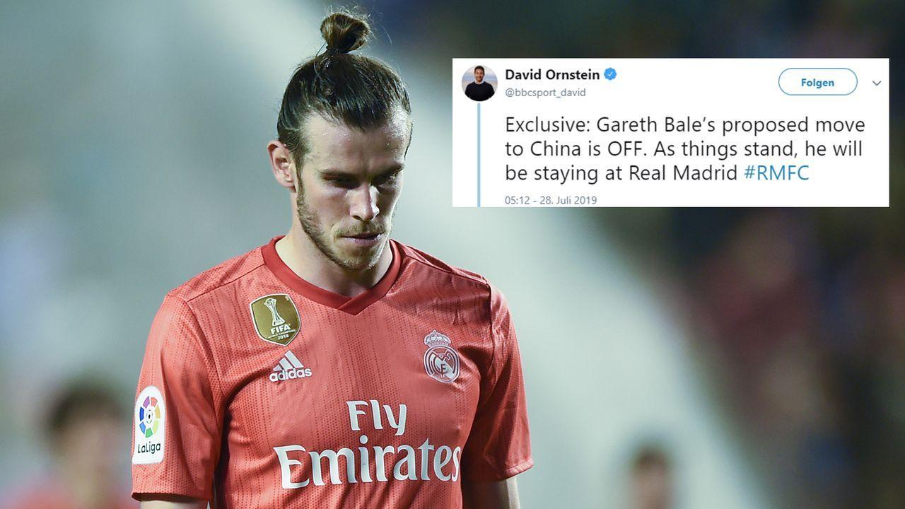 Gareth Bale (Real Madrid) - Bildquelle: Getty