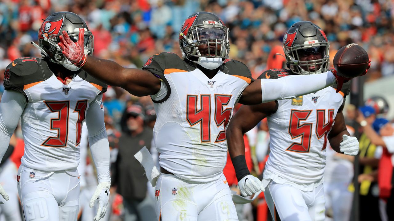 Defense: Tampa Bay Buccaneers - Bildquelle: 2019 Getty Images