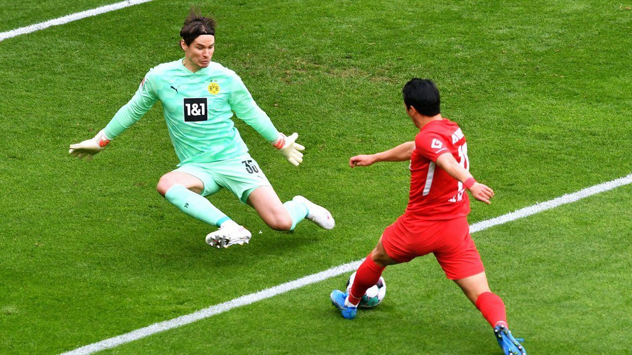 Borussia Dortmund: Marwin Hitz - Bildquelle: Imago Images