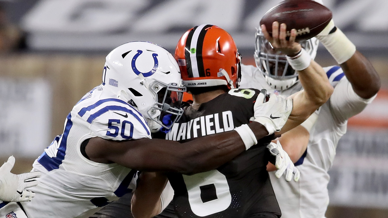 Baker Mayfield (Cleveland Browns) - Bildquelle: Getty Images