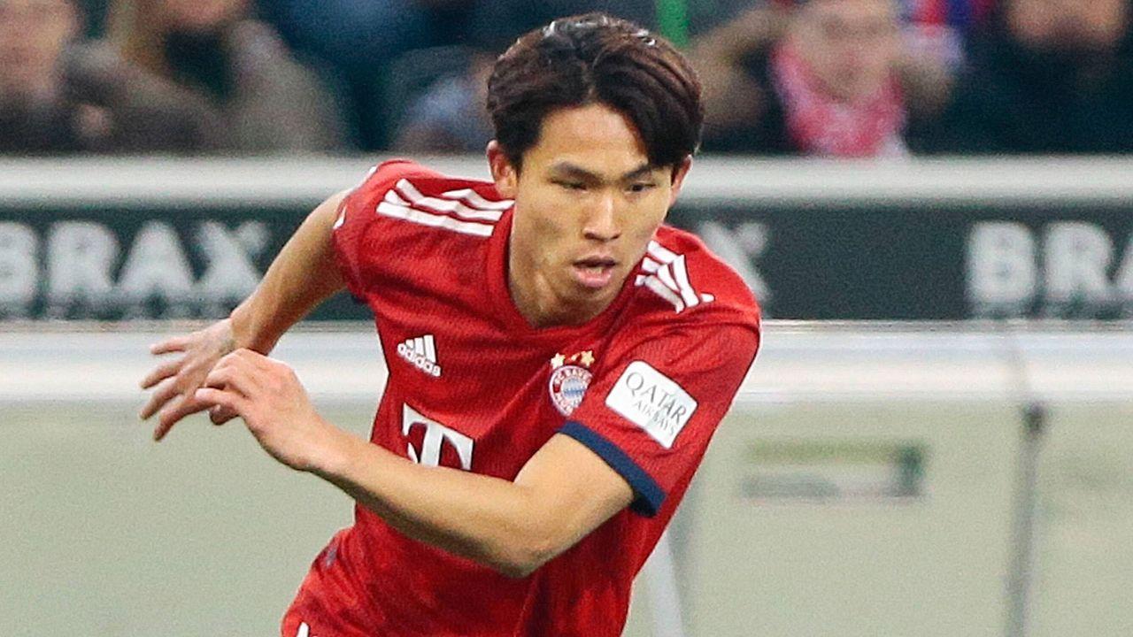 Platz 47: Woo-Yeong Jeong (Bayern München) - Bildquelle: imago images / Jan Huebner