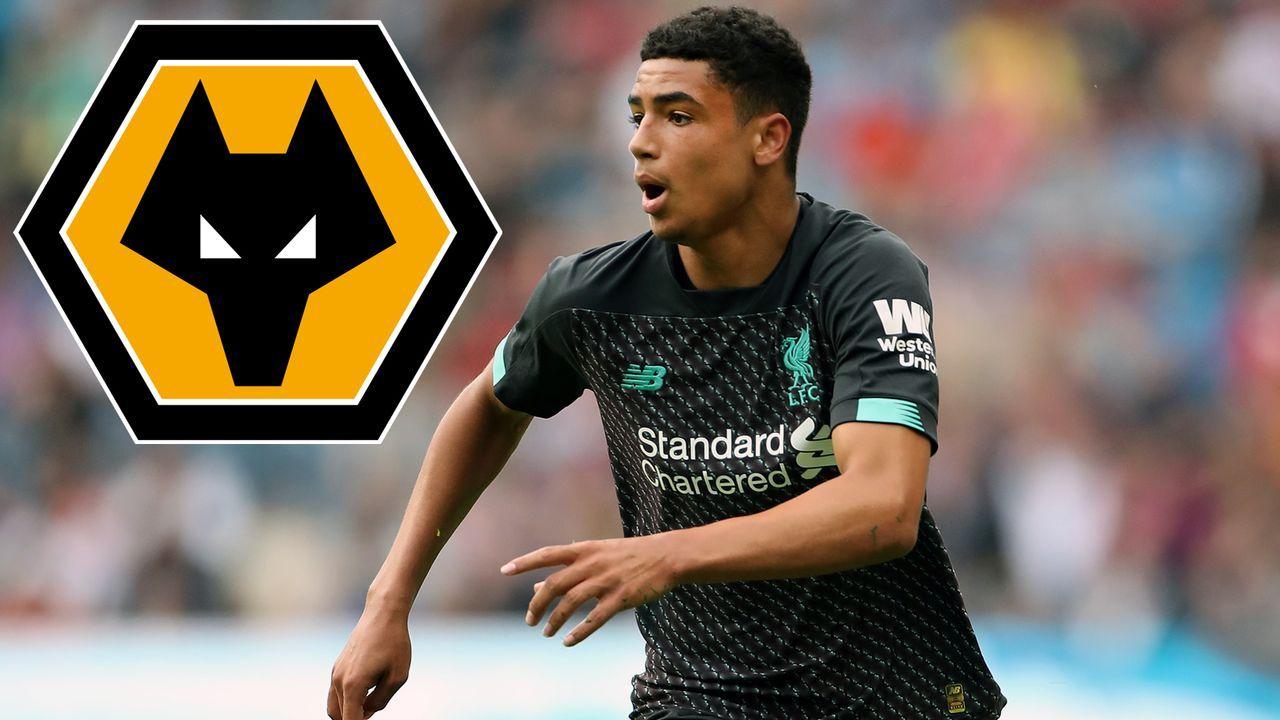 Ki-Jana Hoever (Wolverhampton Wanderers) - Bildquelle: 2019 Getty Images