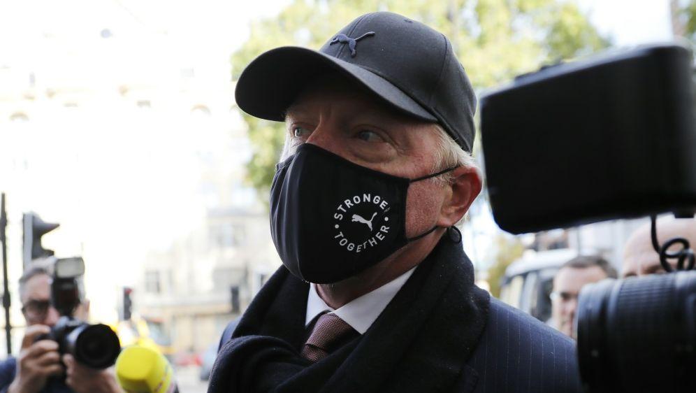 Boris Becker drohen bis zu sieben Jahre Haft - Bildquelle: AFPSIDTOLGA AKMEN