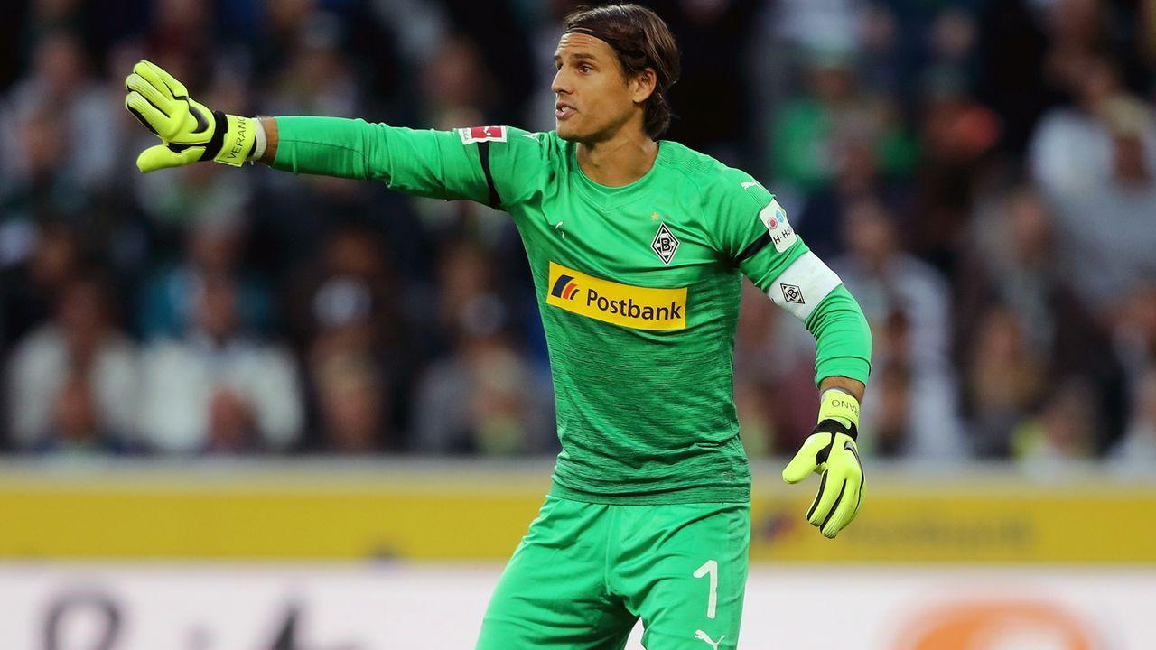 Yann Sommer (Borussia Mönchengladbach) - Bildquelle: 2018 Getty Images