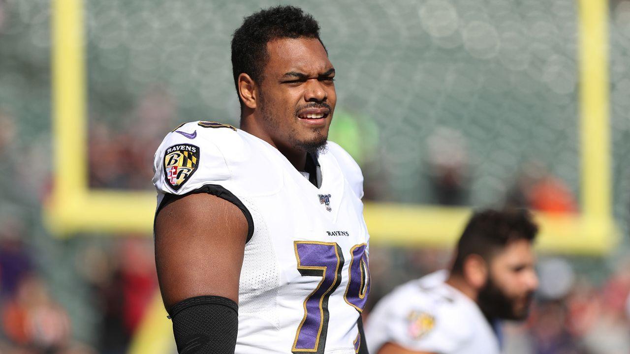 Platz 12: Baltimore Ravens - Bildquelle: Imago Images