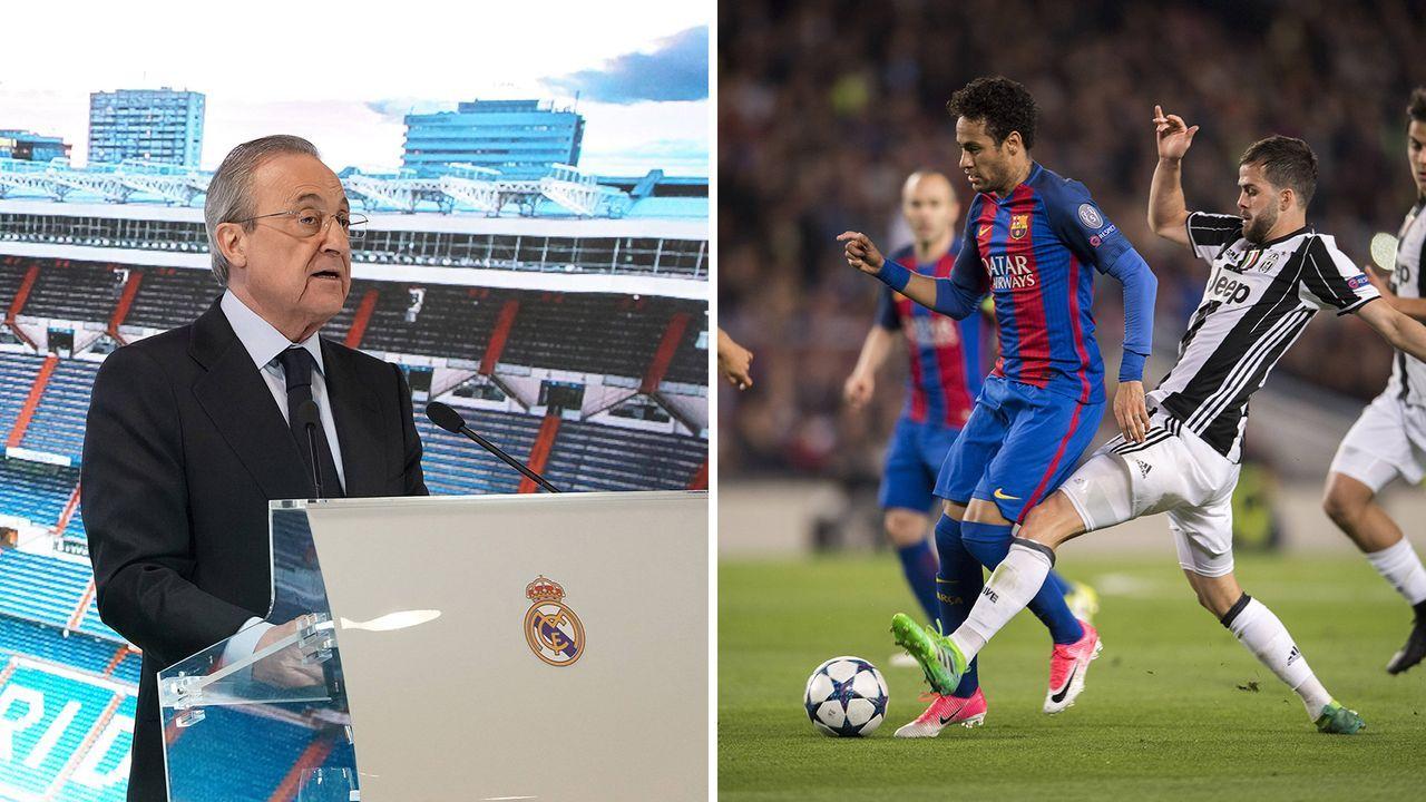 Real und Barca im Vergleich: Ausblick auf den Transfersommer - Bildquelle: Imago