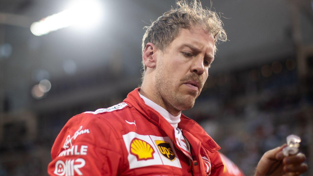 Platz 10: Sebastian Vettel