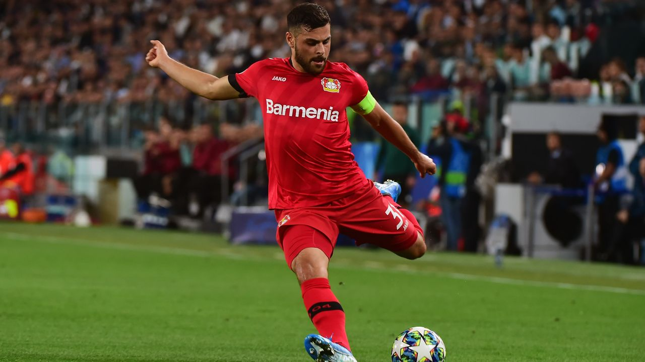 Kevin Volland (Bayer Leverkusen) - Bildquelle: 2019 Getty Images