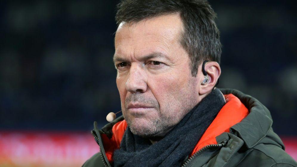 Lothar Matthäus sieht Hansi Flick als neuen Bundestrainer - Bildquelle: FIROFIROSID