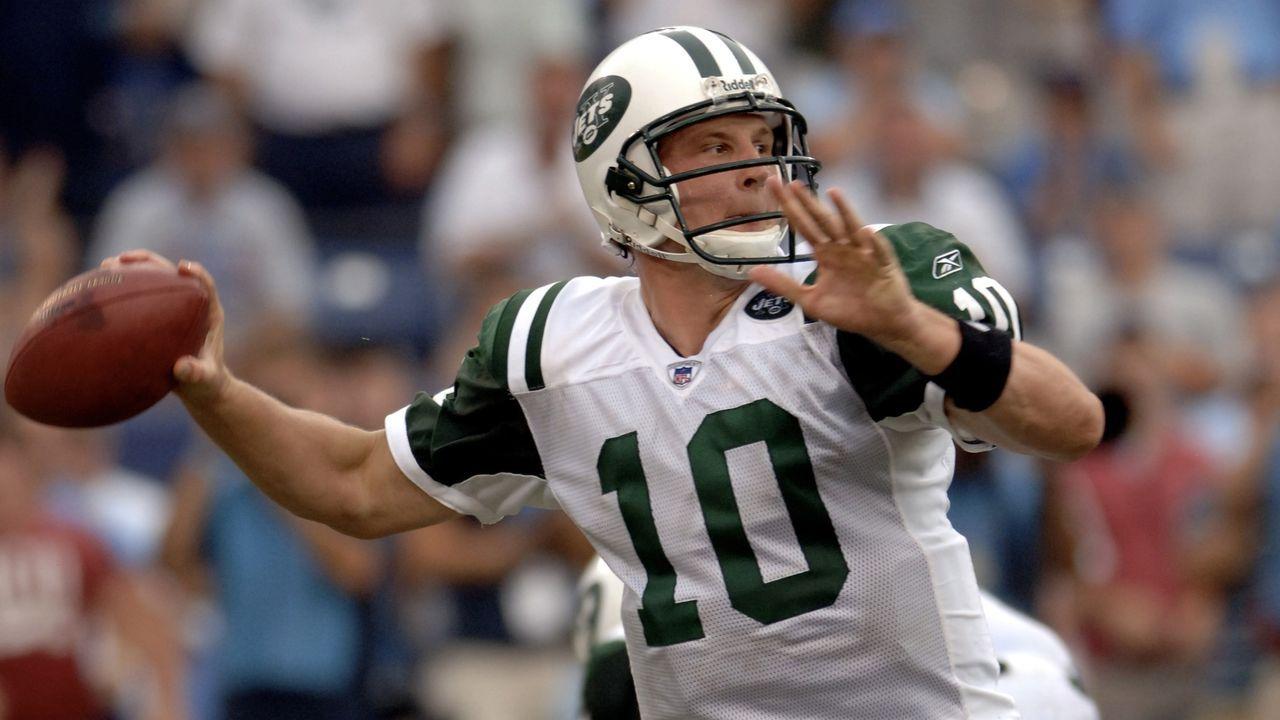 Chad Pennington (18. Pick, New York Jets) - Bildquelle: Getty Images