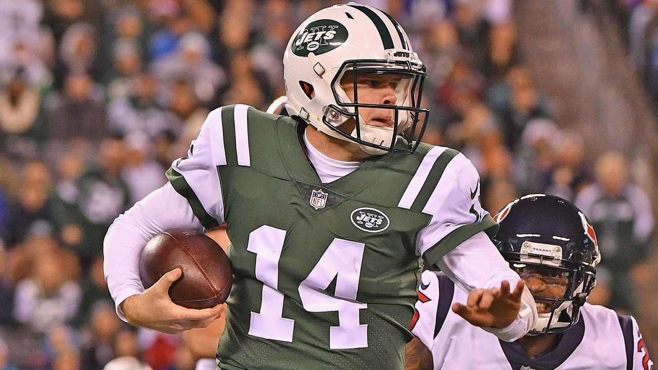 Sam Darnold (New York Jets) - Bildquelle: Getty