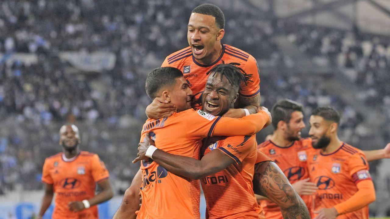 Dank Chelsea-Triumph: Lyon in der Königsklasse dabei - Bildquelle: imago