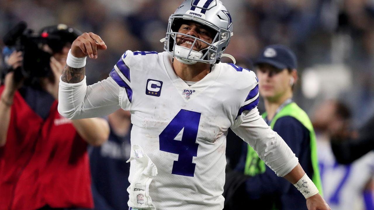 8. NFC East (nach Position 2019: Philadelphia Eagles, Dallas Cowboys, New York Giants, Washington Redskins) - Bildquelle: 2019 Getty Images