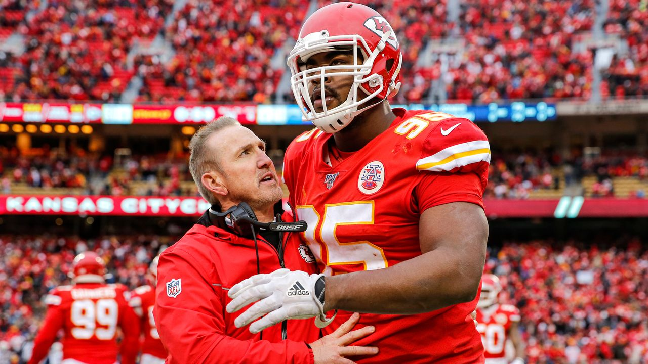 Chris Jones (Kansas City Chiefs) - Bildquelle: getty