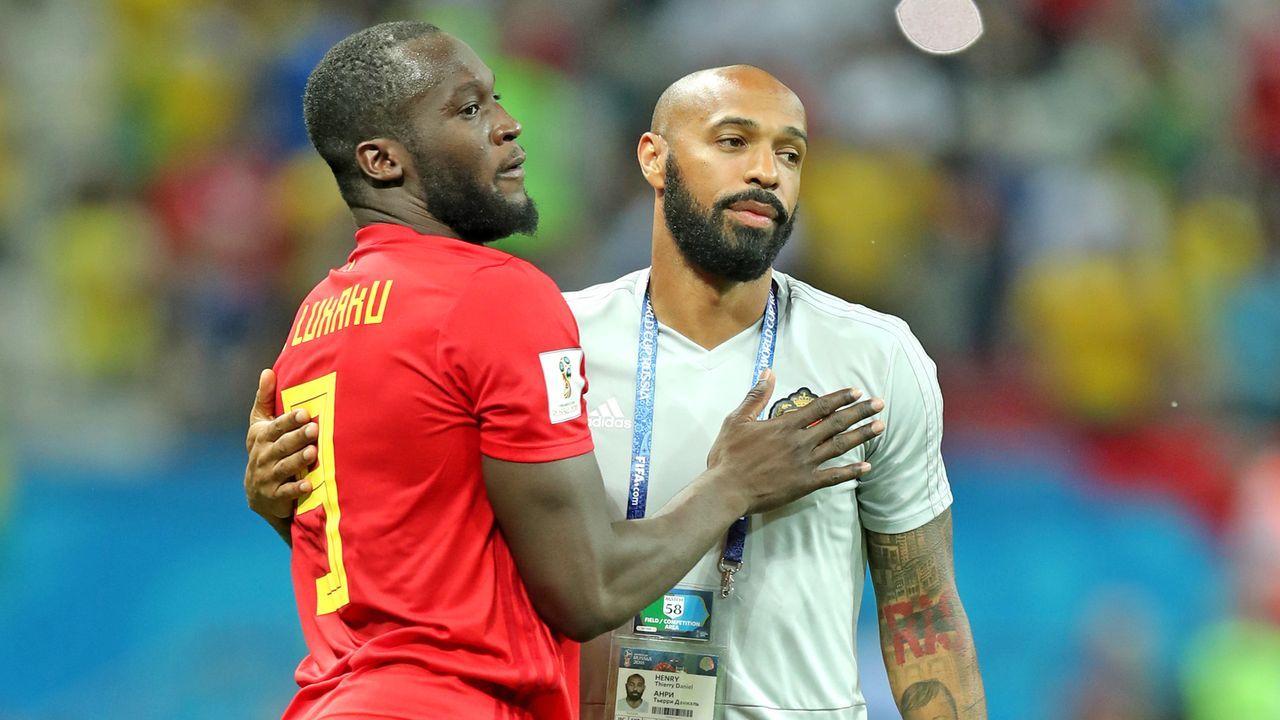 Romelu Lukaku (Belgien) - Bildquelle: 2018 Getty Images
