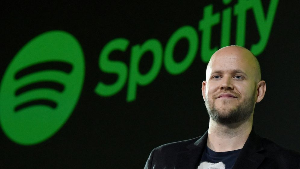 Spotify-Gründer Ek wird den FC Arsenal nicht kaufen - Bildquelle: AFPSIDTORU YAMANAKA