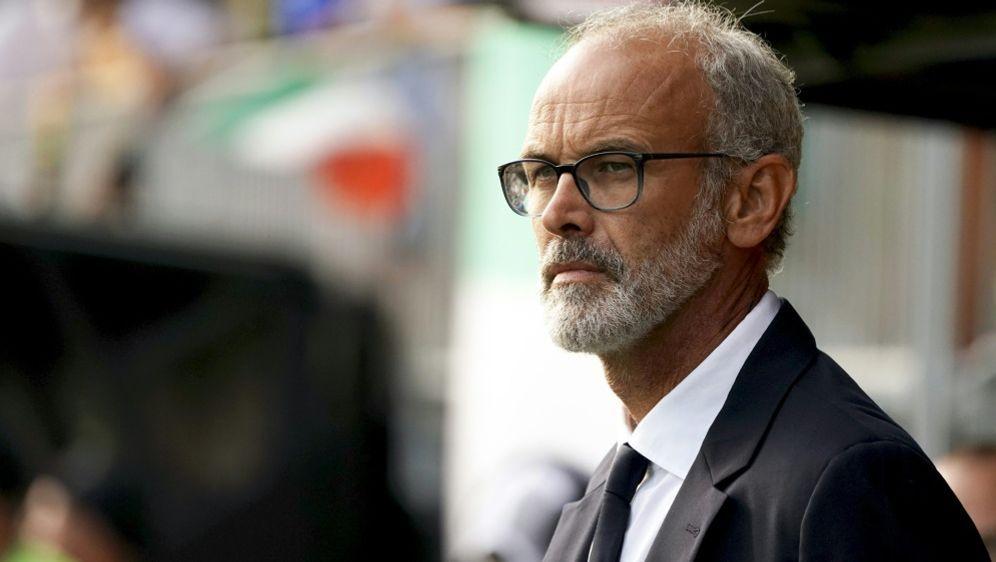 Trainer Nicolato muss auf einige Spieler verzichten - Bildquelle: AFPSIDTIMO AALTO
