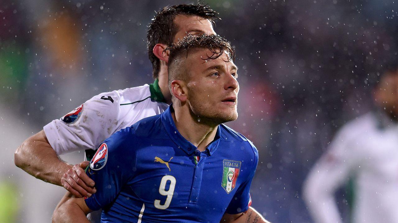 Italien (FIFA-Weltrangliste Platz 12) - Bildquelle: 2015 Getty Images