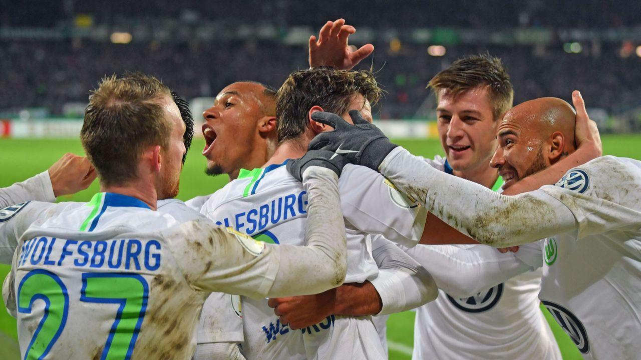 Platz 16: VfL Wolfsburg - Bildquelle: 2018 Getty Images