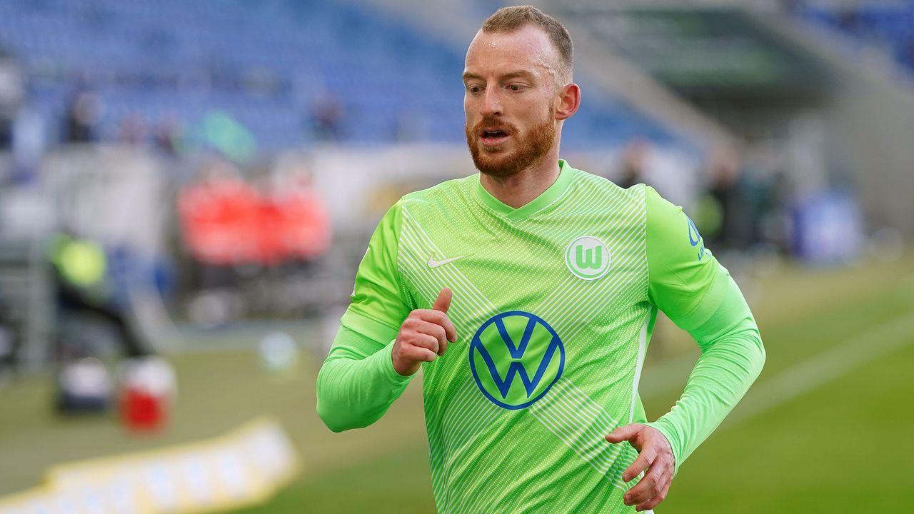 Mittelfeld: Maximilian Arnold (VfL Wolfsburg) - Bildquelle: 2021 Getty Images