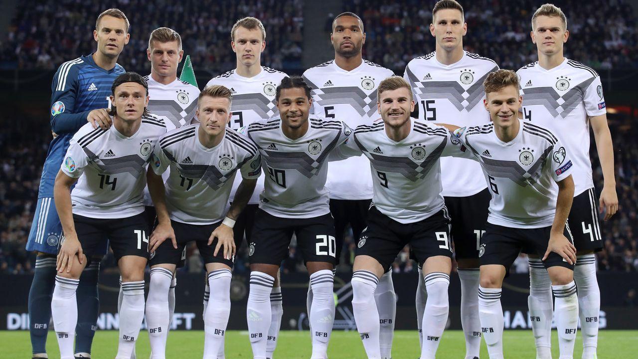 EM-Qualifikation: Diese Prämien kassieren die Nationalspieler - Bildquelle: 2019 Getty Images