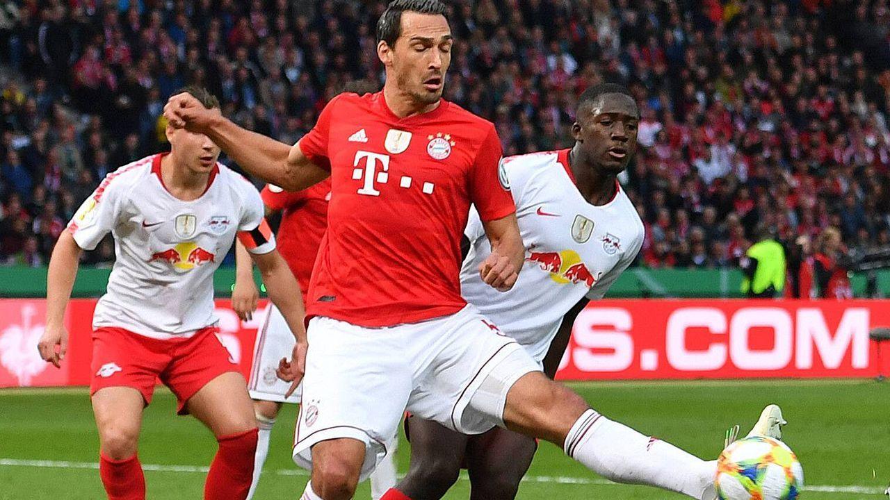 Mats Hummels (FC Bayern München) - Bildquelle: imago