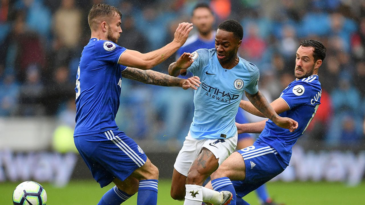 Raheem Sterling - Bildquelle: Getty Images