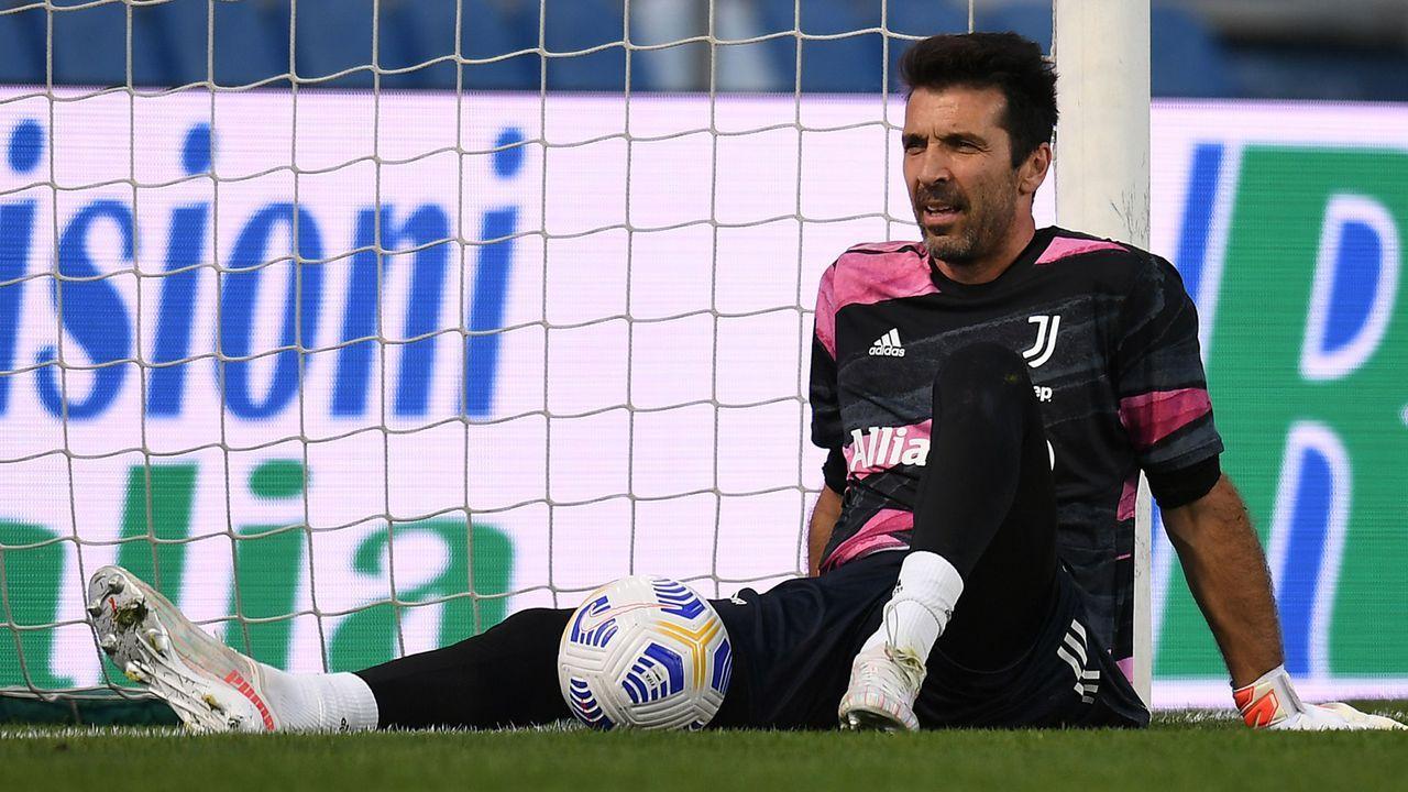 Gianluigi Buffon (seit 2001 mit einjähriger Unterbrechung bei Juventus Turin) - Bildquelle: 2021 Getty Images