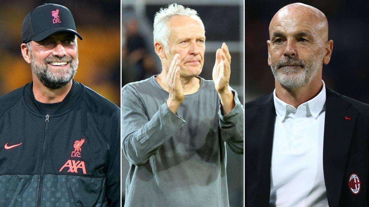 Freiburg, Liverpool und Co.: Diese Teams sind in Europas Top-Ligen noch ungeschlagen - Bildquelle: Imago