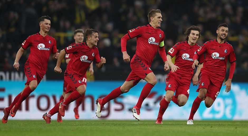 15. SC Freiburg - Bildquelle: 2018 Getty Images