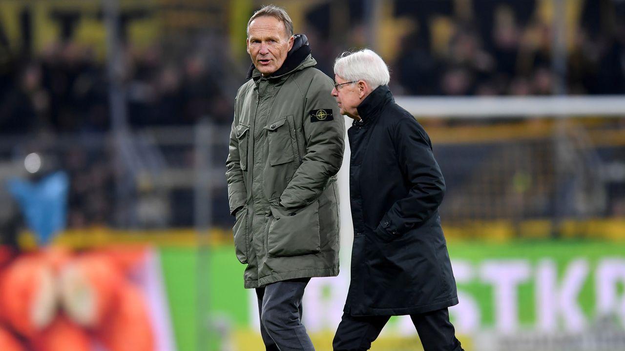 Borussia Dortmund - Bildquelle: 2020 Getty Images