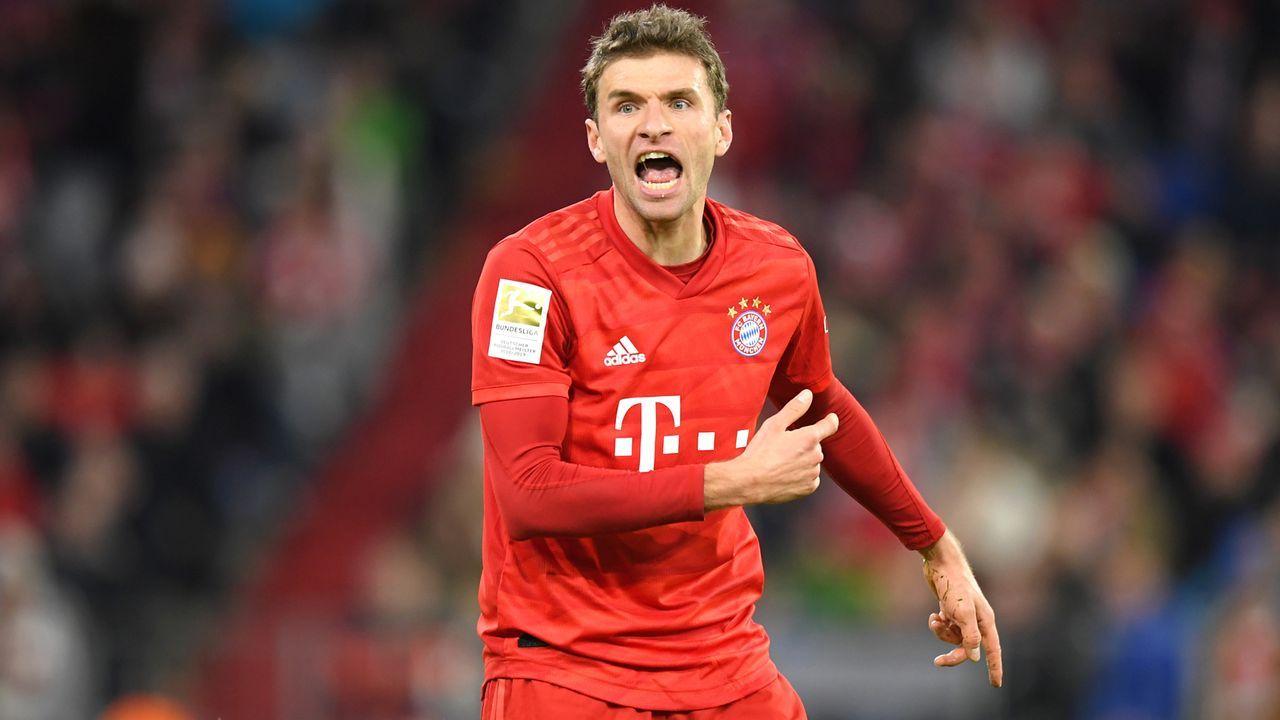Thomas Müller neuer Hinrunden-Rekordhalter bei Torvorlagen - Bildquelle: 2019 Getty Images
