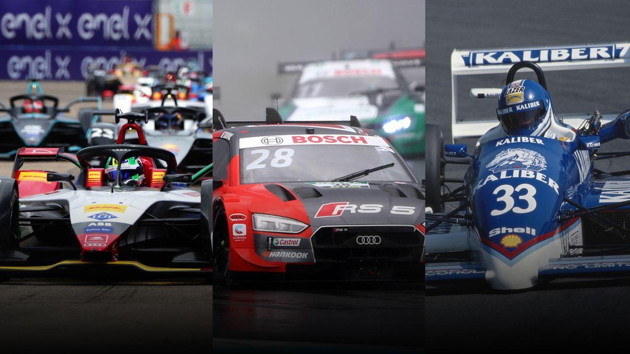 Kuriositäten aus der Welt des Motorsports - Bildquelle: Getty