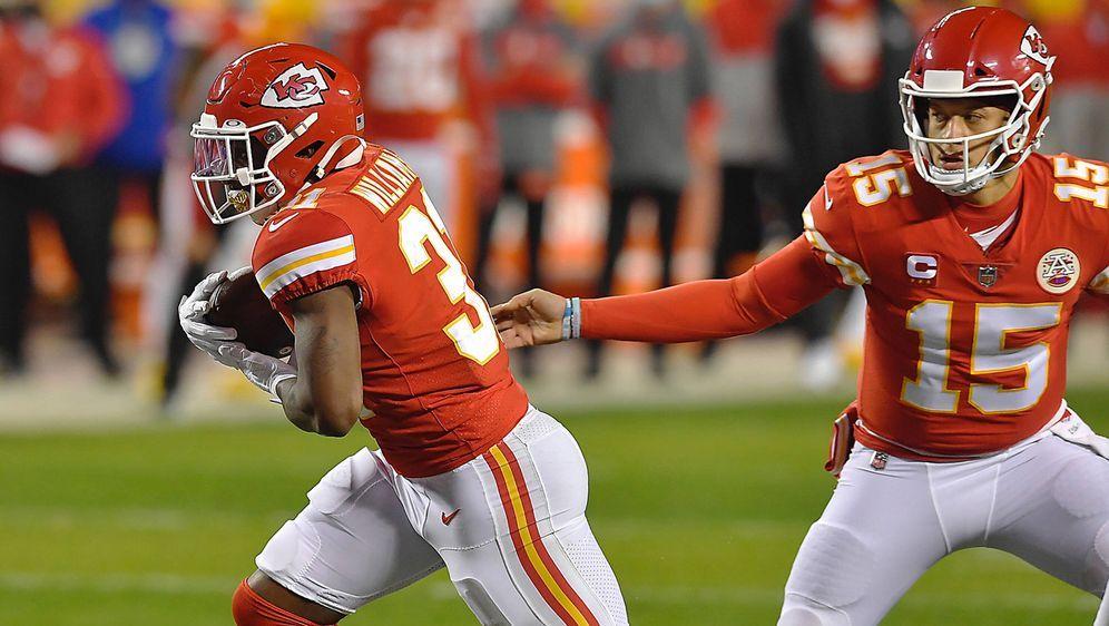 Die Kansas City Chiefs können zum zweiten Mal in Folge den Super Bowl gewinn... - Bildquelle: imago images/ZUMA Wire