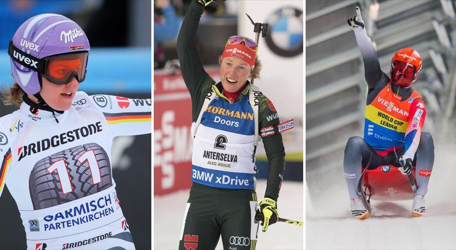 Olympia 2018: Das sind die deutschen Medaillenhoffnungen - Bildquelle: Imago