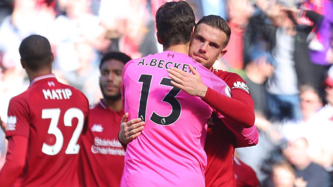 FC Liverpool (Saison 2018/19) - Bildquelle: 2019 Getty Images
