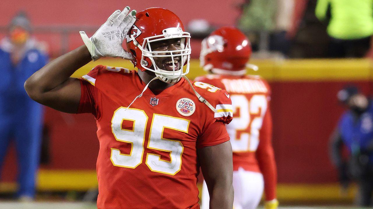 Platz 14: Chris Jones (Kansas City Chiefs) - Bildquelle: Getty Images