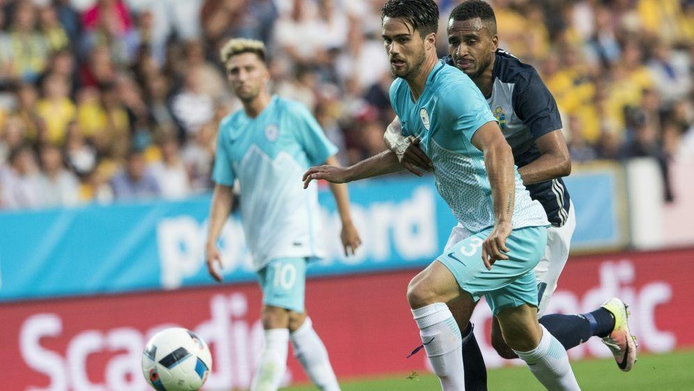Der Slowene Luka Krajnc wechselt zu Fortuna Düsseldorf - Bildquelle: AFPSIDJONATHAN NACKSTRAND