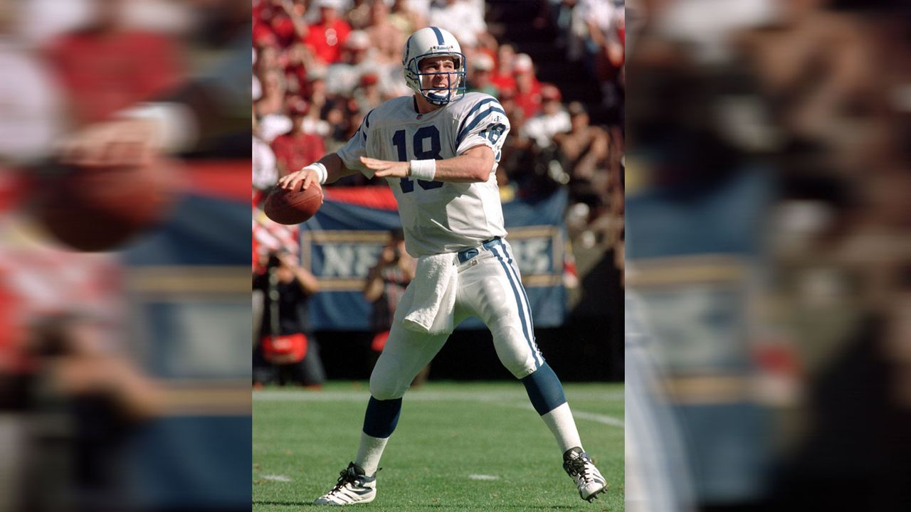 Peyton Manning (1998) - Bildquelle: imago sportfotodienst