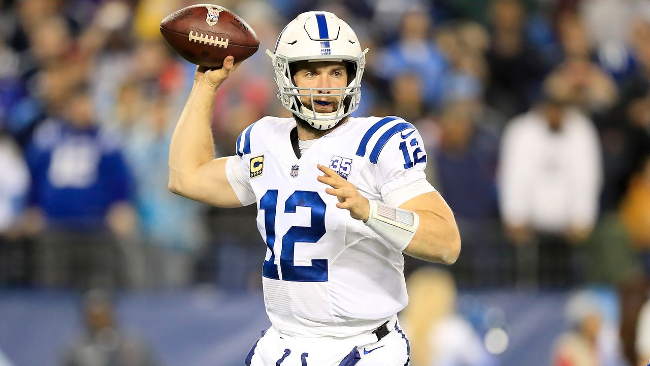 Andrew Luck (Indianapolis Colts) - Bildquelle: Getty