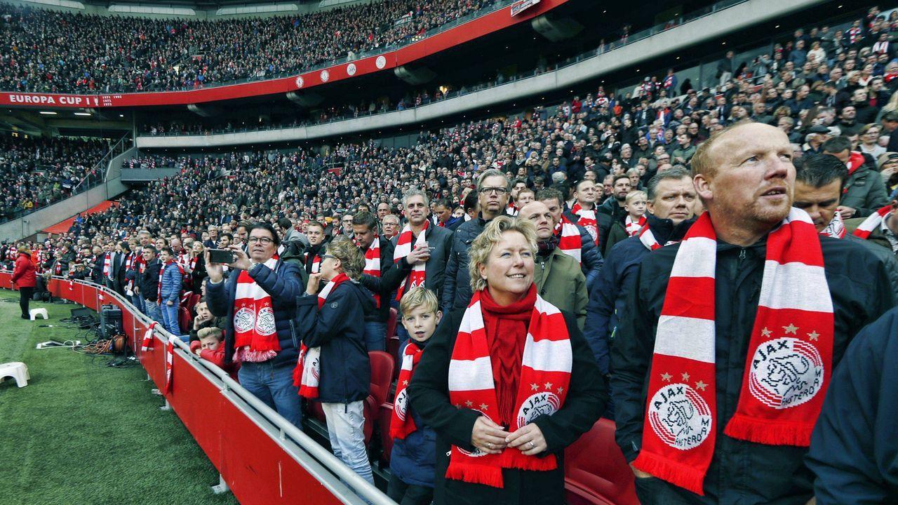 Platz 10 - Eredivisie (Niederlande) - Bildquelle: imago/Pro Shots