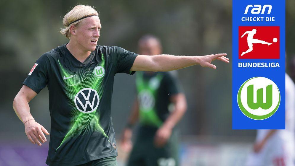Xaver Schlager spielt im System von Coach Oliver Glasner beim VfL Wolfsburg ... - Bildquelle: Getty