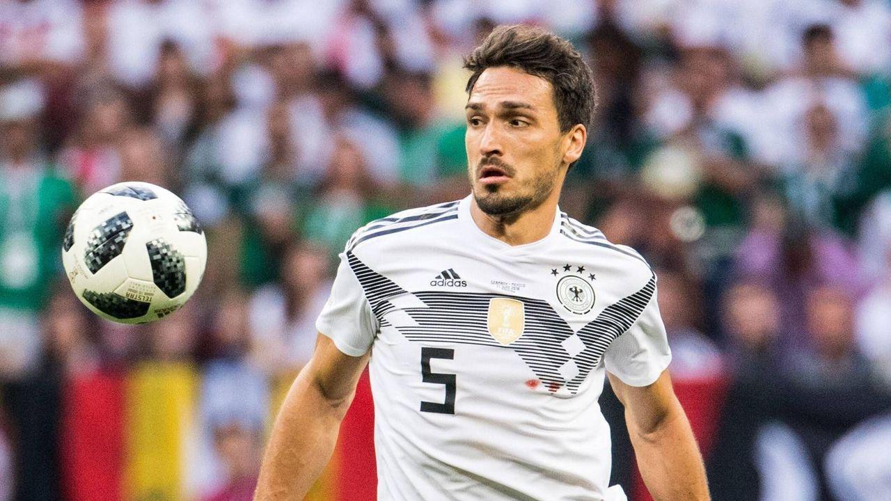 Abwehr: Mats Hummels (Borussia Dortmund) - Bildquelle: Imago Images