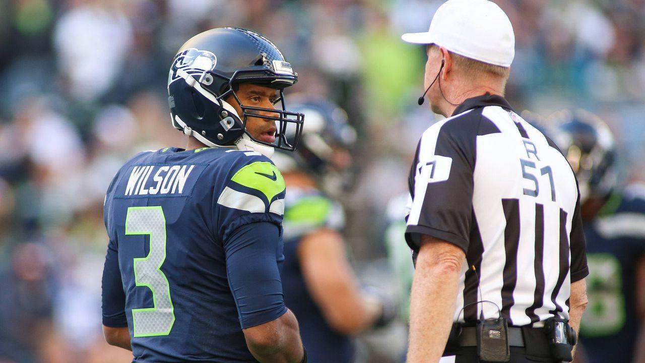 Platz 15: Seattle Seahawks - Bildquelle: 2016 Getty Images