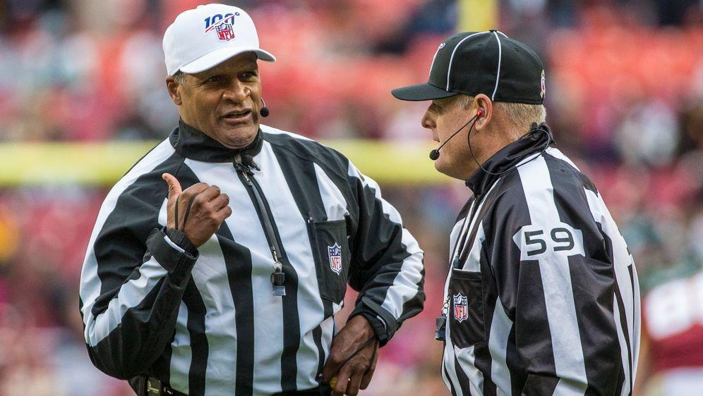 Sieben Referees aus der NFL verzichten auf die NFL Saison 2020 - Bildquelle: imago images/Icon SMI