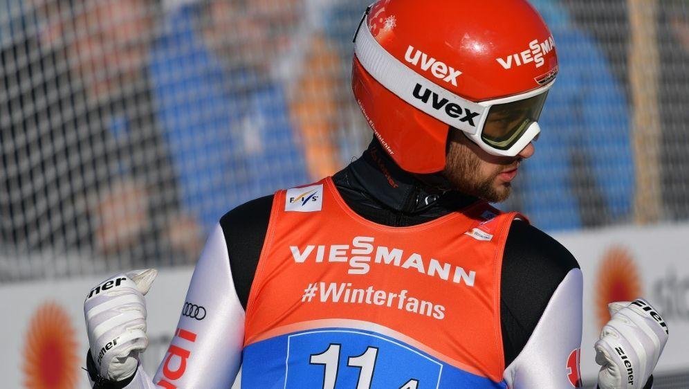 Eisenbichler flog mit dem deutschen Team auf Rang zwei - Bildquelle: AFPSIDJOE KLAMAR