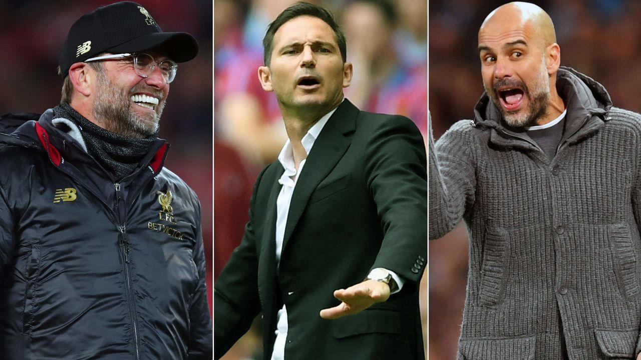 Die zehn bestbezahlten Trainer der Premier League - Bildquelle: Getty Images