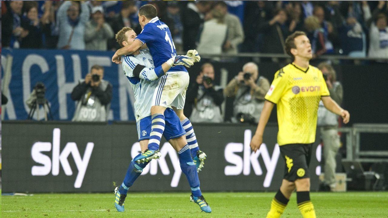 2011: FC Schalke 04 - Borussia Dortmund 4:3 n.E. - Bildquelle: Imago Images