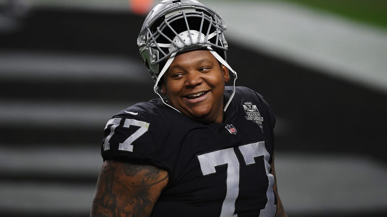 Trent Brown (New England Patriots) - Bildquelle: 2020 Getty Images